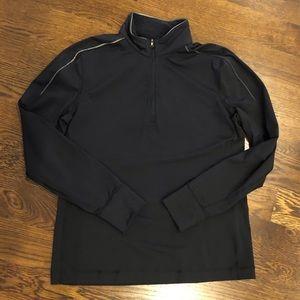Men's Lululemon Quarter Zip, Black